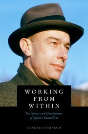 Cover for   Working from Within
