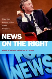 Cover for   News on the Right