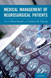 Cover for   Medical Management of Neurosurgical Patients