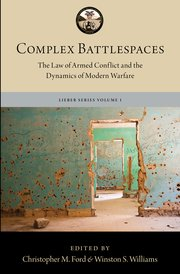 Cover for   Complex Battlespaces