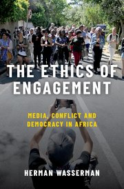 Cover for   The Ethics of Engagement