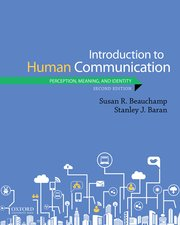 Cover for   Introduction to Human Communication