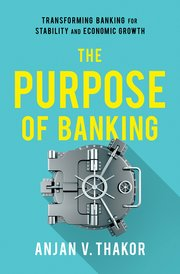 Cover for   The Purpose of Banking