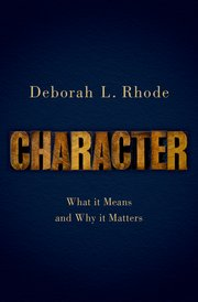 Cover for   Character