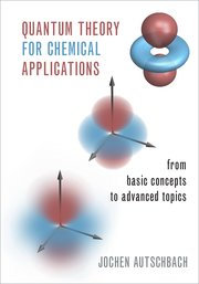 Cover for   Quantum Theory for Chemical Applications
