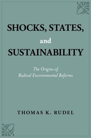 Cover for   Shocks, States, and Sustainability