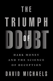 Cover for   The Triumph of Doubt