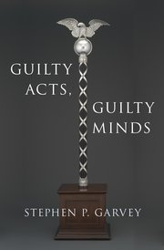 Cover for   Guilty Acts, Guilty Minds