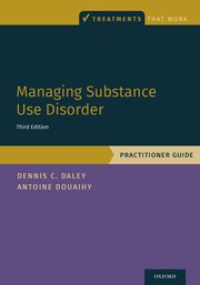 Cover for   Managing Substance Use Disorder