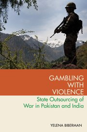 Cover for   Gambling with Violence