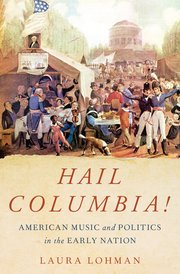 Cover for   Hail Columbia!