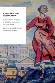 Cover for   Computational Propaganda