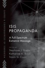 Cover for   ISIS Propaganda