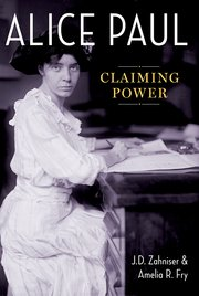 Cover for   Alice Paul