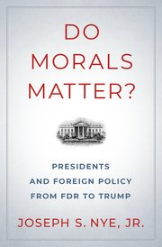 Cover for   Do Morals Matter?