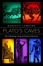 Cover for   Platos Caves