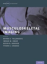 Cover for   Musculoskeletal Imaging Volume 2