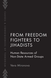 Cover for   From Freedom Fighters to Jihadists