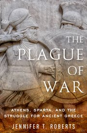 Cover for   The Plague of War