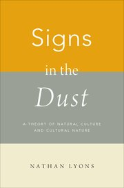 Cover for   Signs in the Dust