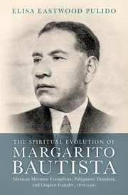 Cover for   The Spiritual Evolution of Margarito Bautista