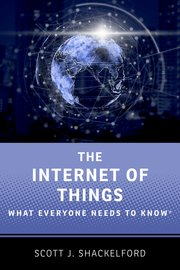 Cover for   The Internet of Things