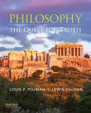 Cover for   Philosophy
