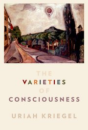 Cover for   The Varieties of Consciousness
