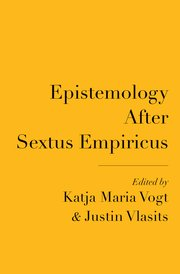 Cover for   Epistemology After Sextus Empiricus