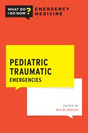 Cover for   Pediatric Traumatic Emergencies