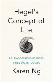 Cover for   Hegels Concept of Life