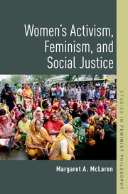 Cover for   Womens Activism, Feminism, and Social Justice