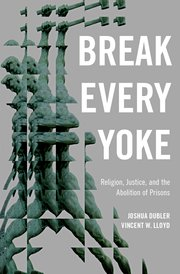Cover for   Break Every Yoke