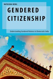 Cover for   Gendered Citizenship