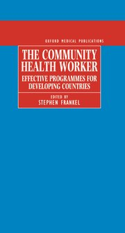 Cover for   The Community Health Worker