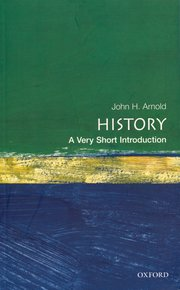 Cover for   History: A Very Short Introduction