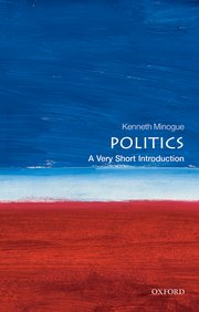 Cover for   Politics: A Very Short Introduction