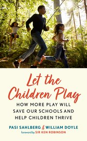 Cover for   Let the Children Play