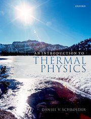 Cover for   An Introduction to Thermal Physics