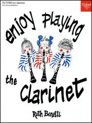 Cover for   Enjoy Playing the Clarinet