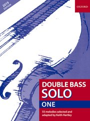 Cover for   Double Bass Solo 1