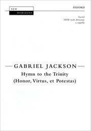 Cover for   Hymn to the Trinity (Honor, Virtus, et Potestas)