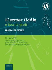 Cover for   Klezmer fiddle: a how-to guide
