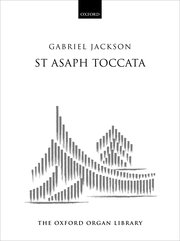 Cover for   St Asaph Toccata
