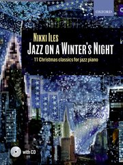 Cover for   Jazz on a Winters Night + CD