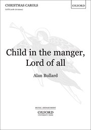 Cover for   Child in the manger, Lord of all