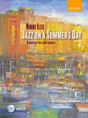 Cover for   Jazz on a Summers Day + CD