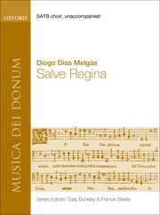 Cover for   Salve Regina