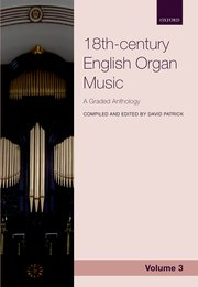 Cover for   18th-century English Organ Music, Volume 3