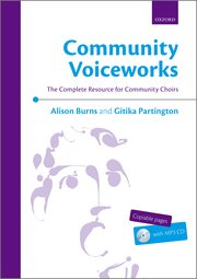 Cover for   Community Voiceworks